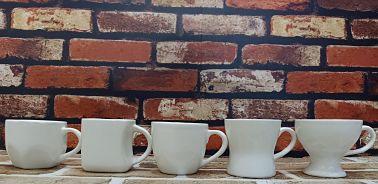 Tea cup White